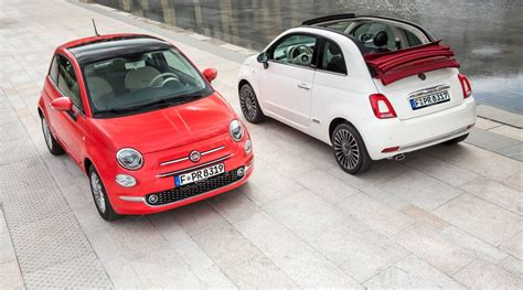 Mobil Fiat 500 by Fiat 500 Schiebedach Auto Image Ideas