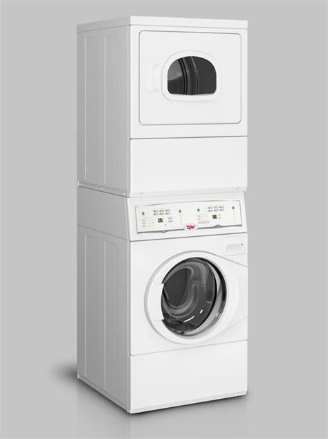 best stacked washer dryer units opl equipment light commercial washers and dryers
