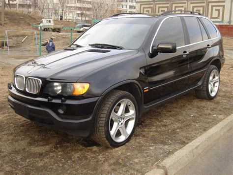2003 Bmw X5 Pictures, 4400cc, Gasoline, Automatic For Sale