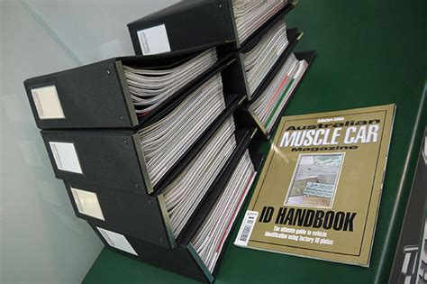 sold magazines full collection  australian muscle car