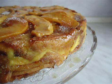 cours de cuisine macarons gâteau de crêpes aux pommes recette de chandeleur
