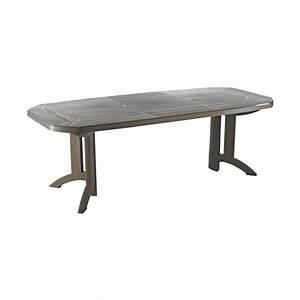 Carrefour Table Jardin : table de jardin composite carrefour ~ Teatrodelosmanantiales.com Idées de Décoration