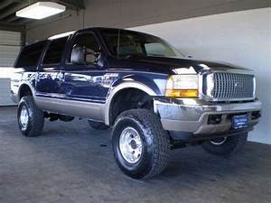 Purchase Used 2000 Ford Excursion Ltd 4wd 6 8l V10 Lthr