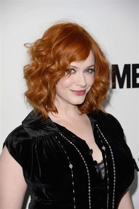 christina hendricks mad men season premiere gotceleb