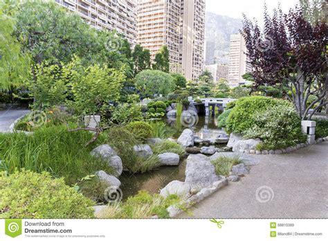 Japanischer Garten Monte Carlo by Japanischer Garten In Monte Carlo Monaco Frankreich