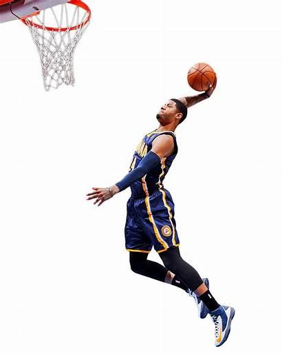 Basketball Dunk Nba Player Clipart Transparent Basket
