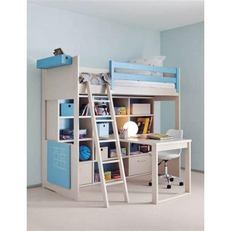 bureau gain de place design chambre pour enfant idéal pour petits espaces signée asoral