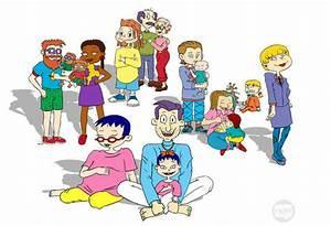 Rugrats All Grown Up Angelica Died | www.pixshark.com ...