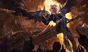 Pentakill Kayle joins the band with a new skin - The Rift ...