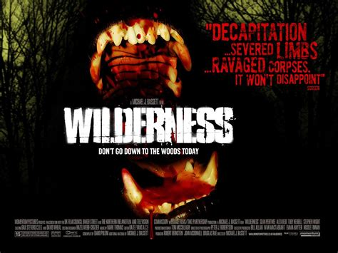 wilderness 2006 poster movie xlg awards toby kebbell wight stephen wild imp posters largest internet collections impawards monk kennedy