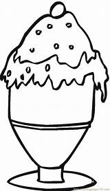 Coloring Dessert Pages Desserts Printable Deserts Ice Cream Cliparts Coloringpages101 Worksheet Colouring Pdf Getcoloringpages Searches Recent sketch template