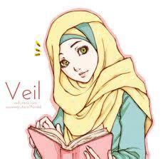 hijab cantik animasi tutorial hijab terbaru