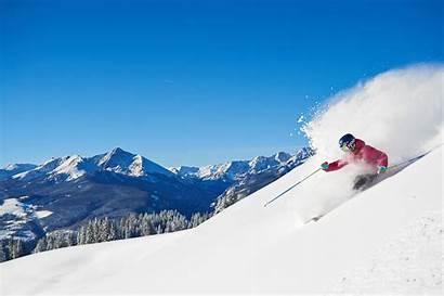Vail Ski Resorts Resort Colorado Skiing Powder