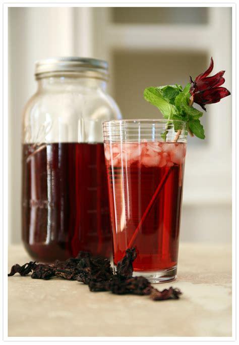 jamaica drink agua de jamaica hibiscus tea muy bueno cookbook