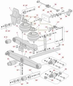 Walking Beam Suspension Diagram  Walking  Free Engine