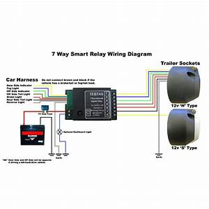 Wiring Diagram For Tec3m Relay