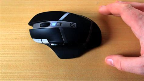 Review G602 Wireless Gaming Mouse My New Favorite