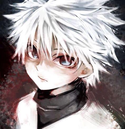Killua Zoldyk Killua Hunter Anime Hunter X Hunter