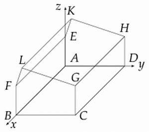 Dach Berechnen Formel : abstand punkt ebene lotfu punktverfahren aufgaben ~ Themetempest.com Abrechnung