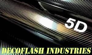 Covering Carbone 3m : film moto covering thermoformable adh sif 6d 5d 4d 3d ~ Voncanada.com Idées de Décoration