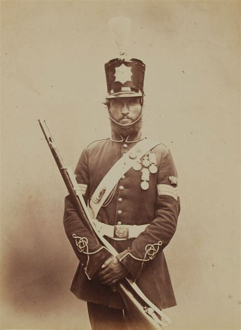 color sergeant colour sergeant paul royal sappers and miners 1856