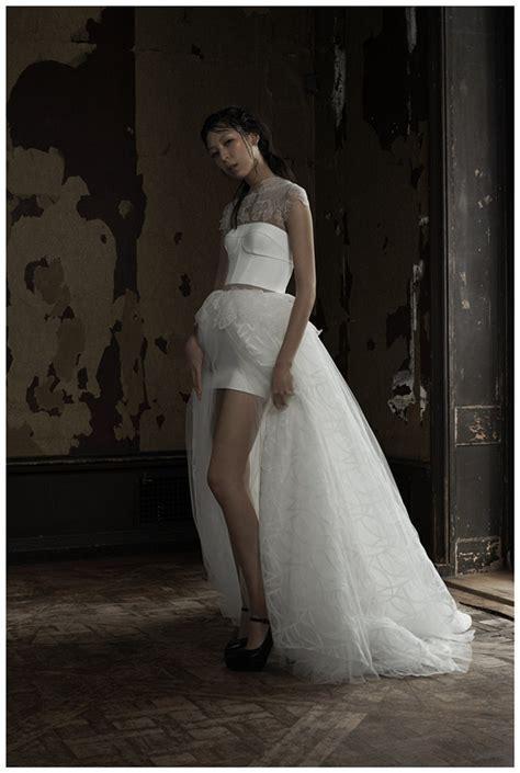 vera wang wedding dresses spring  deer pearl flowers
