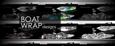 Boat Wraps Designs For Sale by Boat Wraps Marine Vinyl Graphics Graphics