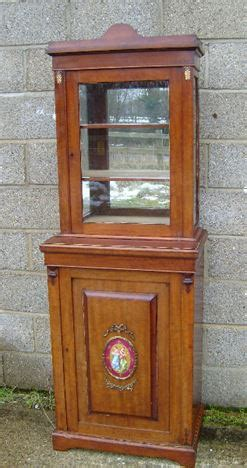 Small Narrow Cupboard by Antique Furniture Warehouse Antique Narrow Display