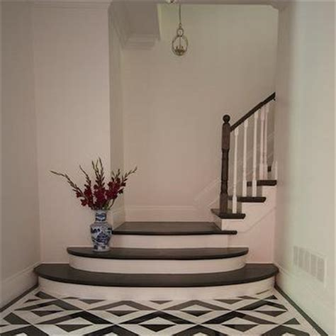 geometric floor design ideas