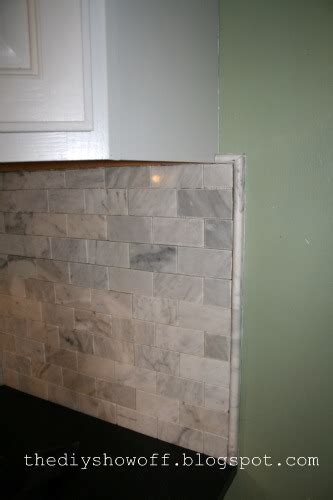 How To Tile A Backsplash In Kitchen How To Tile A Kitchen Backsplash