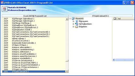 How To End On Error Resume Next by Microsoft Office Excel 174 Kod Kılavuzu Ms Office Excel 2007 174 Programid List