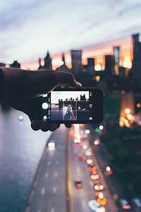 city, dark, iphone, lights, photography - image #3577449 ...