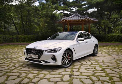 2018 genesis g70 review and drive autoguide com