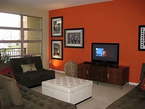 Accent walls living room paint ideas