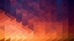 Gradient Diamond Pattern Wallpaper