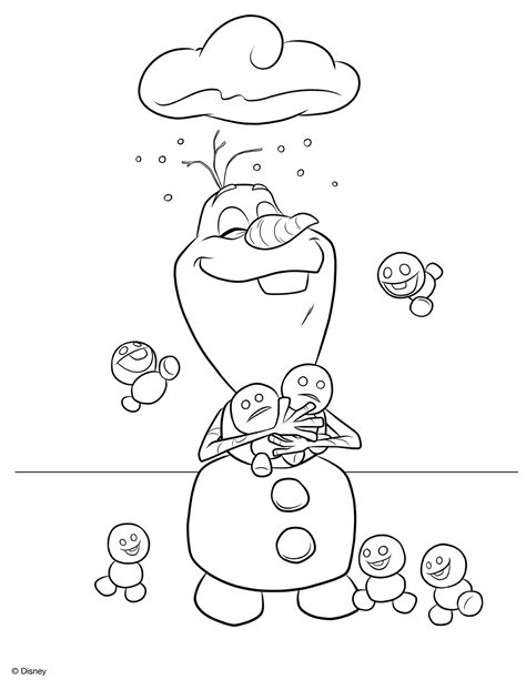 olaf coloring frozens olaf coloring pages best coloring pages for