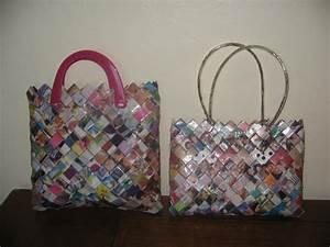 Comment Faire Un Sac : que faire des vieux magazines et sacs de caf ~ Melissatoandfro.com Idées de Décoration