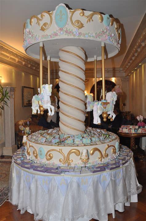 carousel baby shower erins baby shower carousel