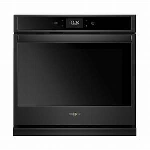 User Manual Whirlpool Wos72ec0hb 30 Inch Electric Single