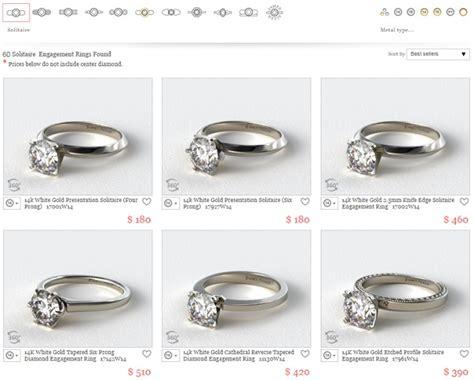 8 amazing sites for awe inspiring engagement ring ideas
