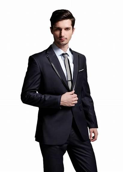 Suits Navy Bespoke Suit Mens