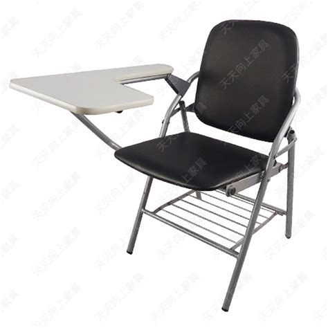 chair with side table wholesale escrow modern folding chair with side table with
