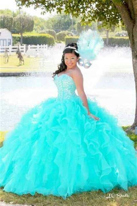 light blue 15 dresses light blue quince dress mi quince anos pinterest