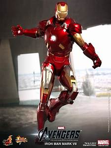 Hot Toys' 'Avengers' Line Gets Its Iron Man Mark VII