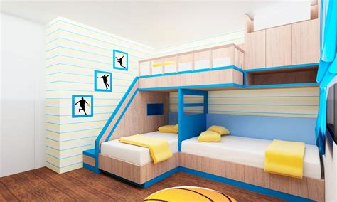 bed for small room design childrens bunk beds for small rooms