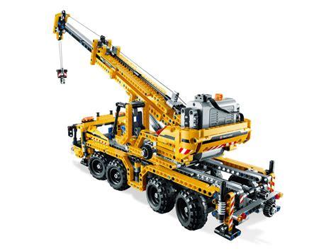 mini mobil truck mobile crane 8053 technic brick browse shop lego