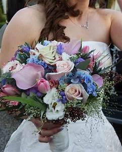 purple navy blue wedding | Green Weddings