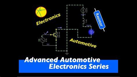 afr wide band  sensor ecu signal circuit youtube