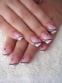 French manicure designs nail art
