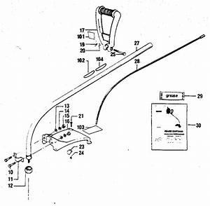 Craftsman Weedwacker Gas Tank Diagram